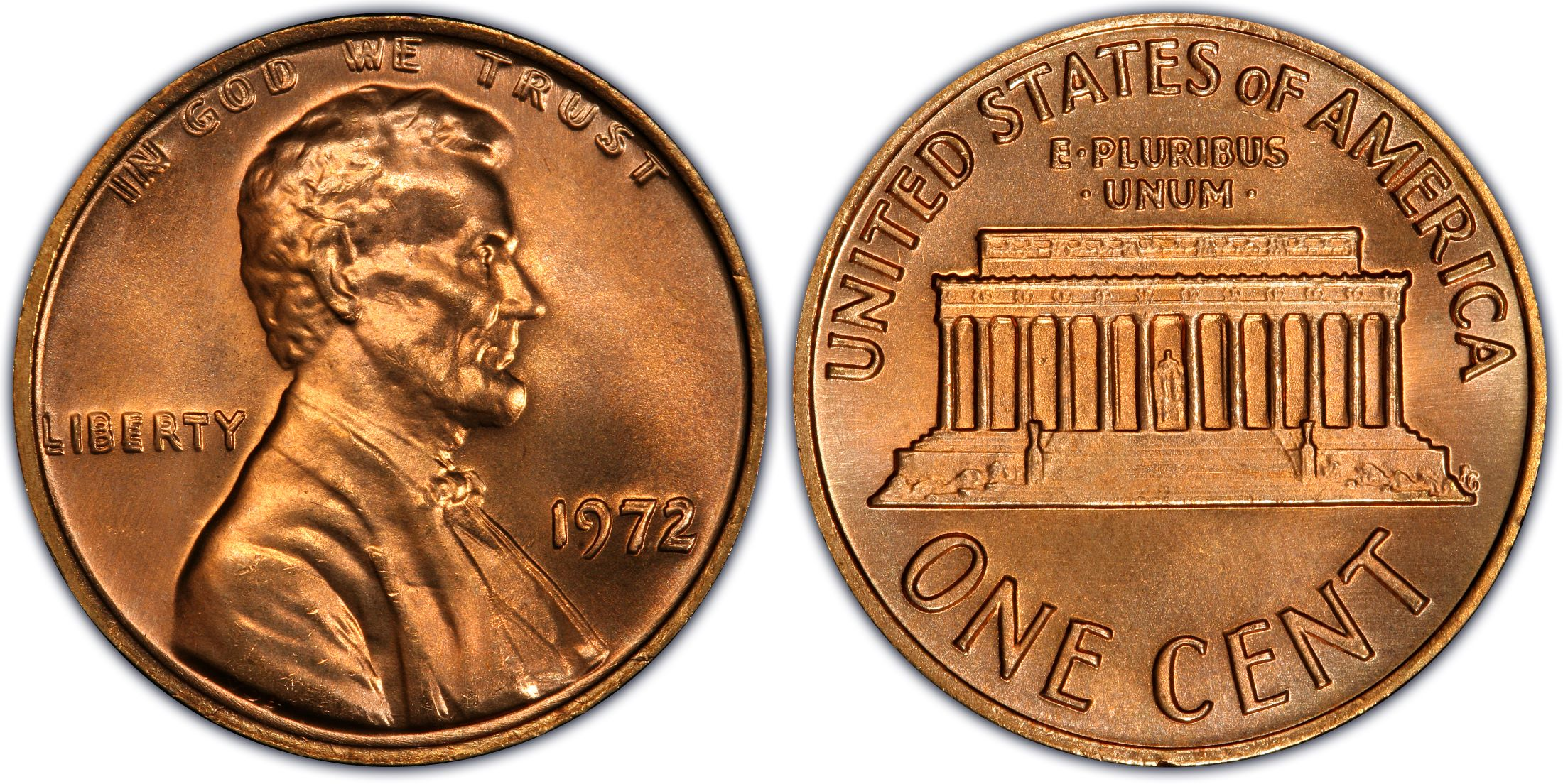 What is the meaning of obverse and reverse?