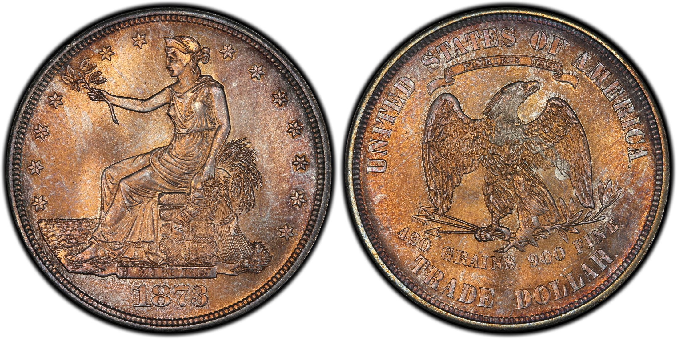 Numismatic Art in America: Aesthetics of the United States Coinage