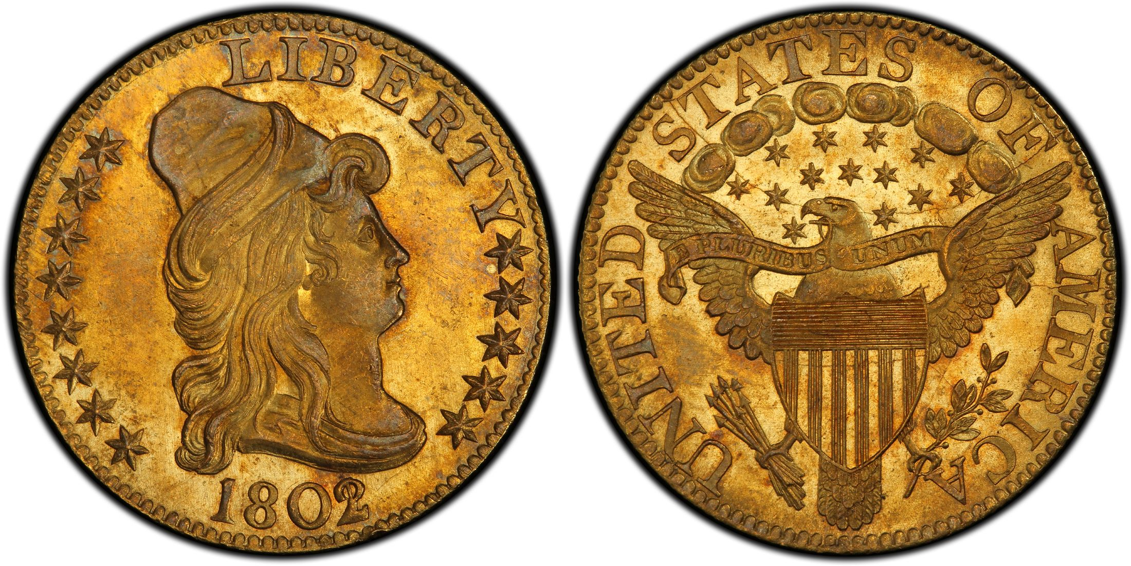 1802/1 $5 (Regular Strike) - PCGS CoinFacts