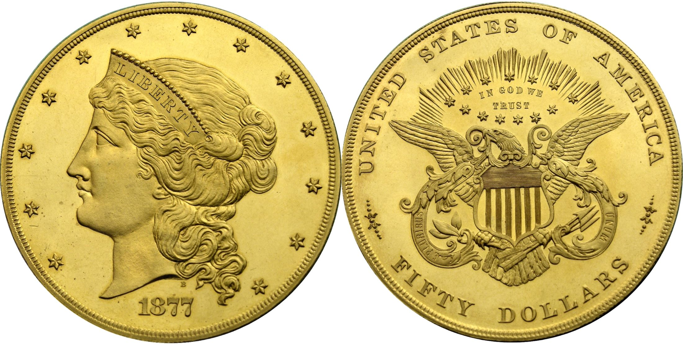 Image courtesy of the national numismatic collection at the