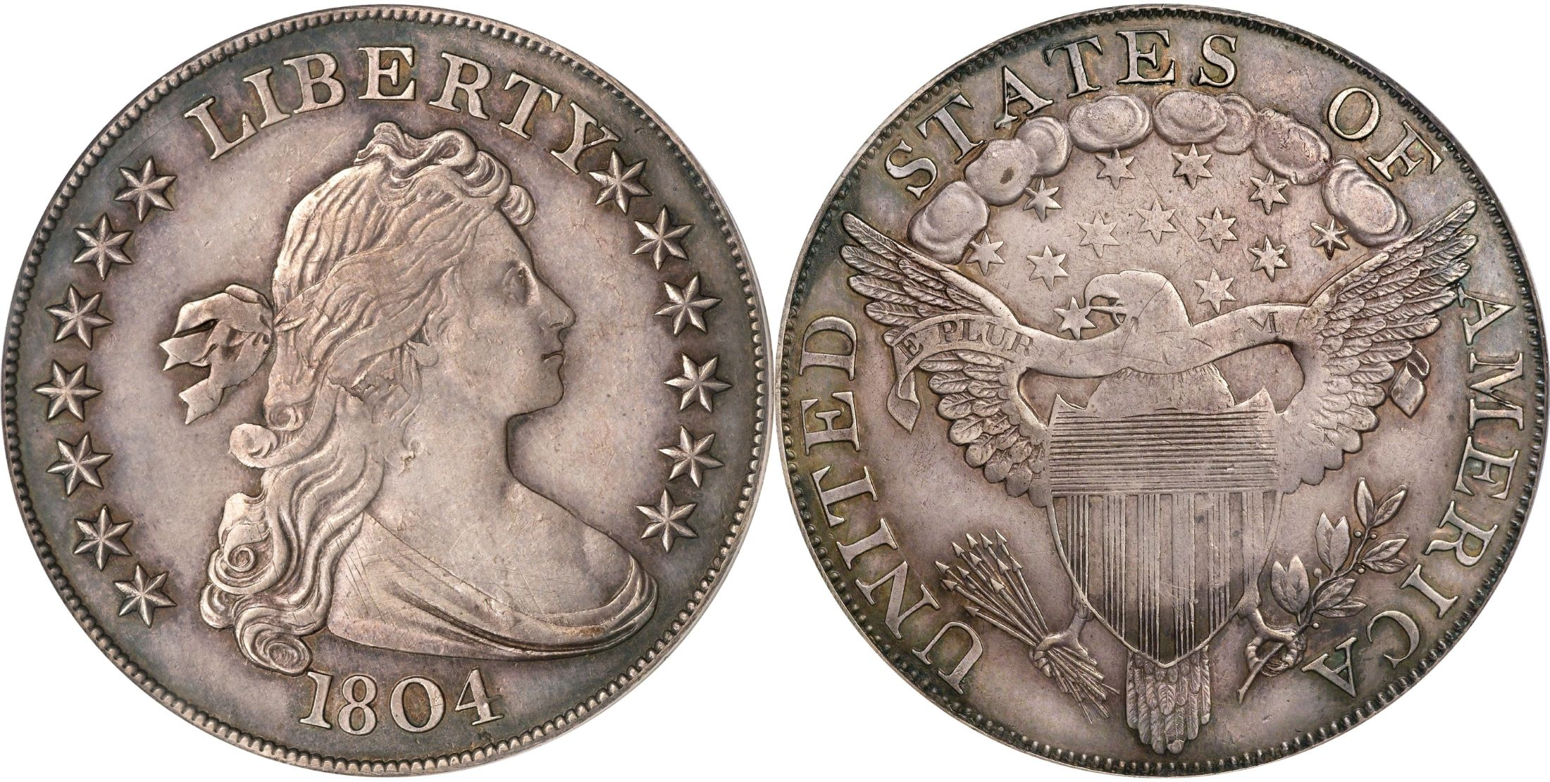 1804 1 Restrike Class Iii Proof Pcgs Coinfacts