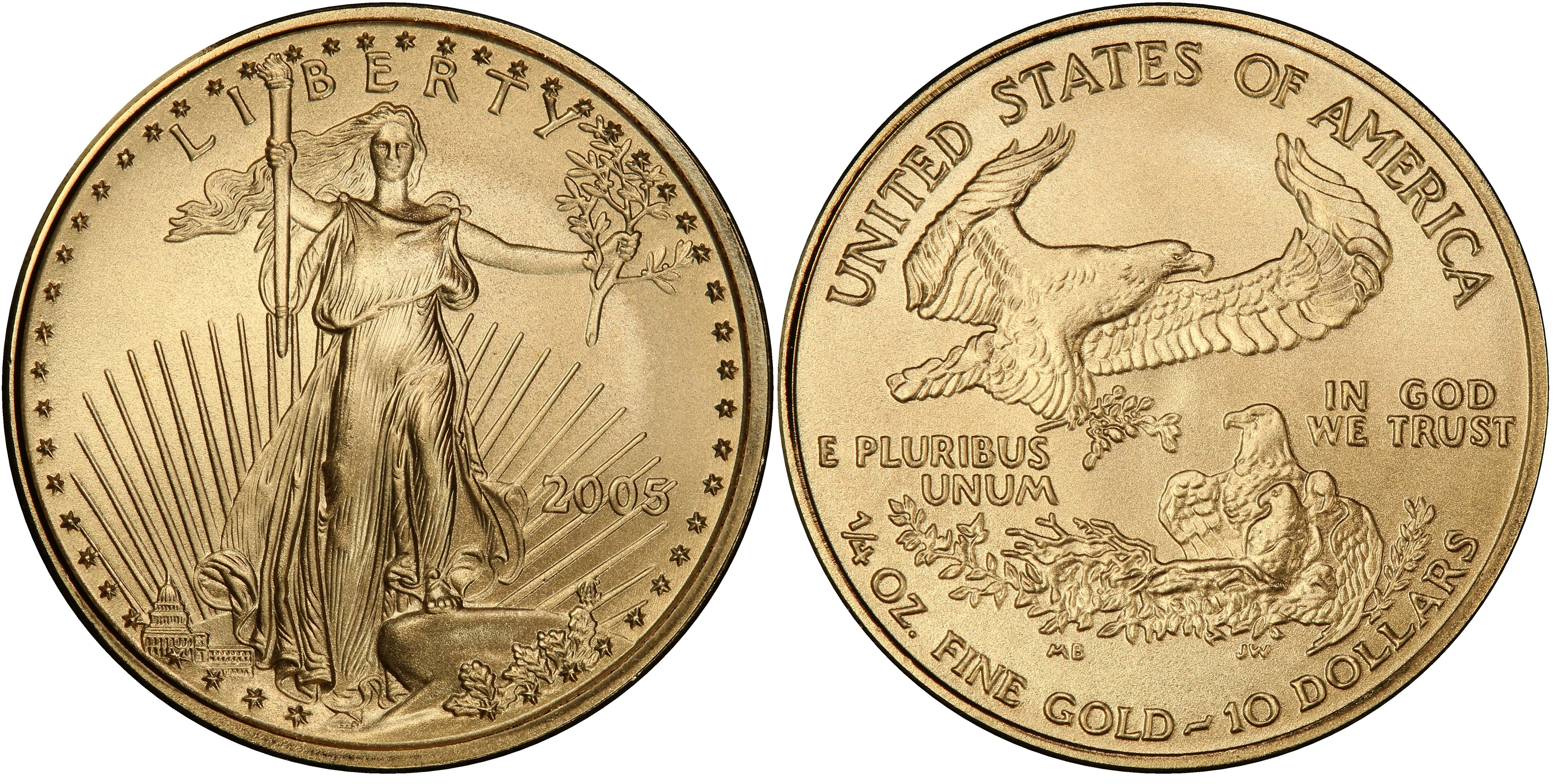 Silver Eagles Pcgs Certified