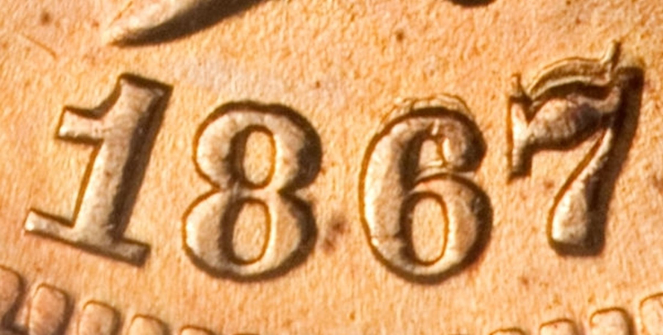CLOSEUP OF DATE