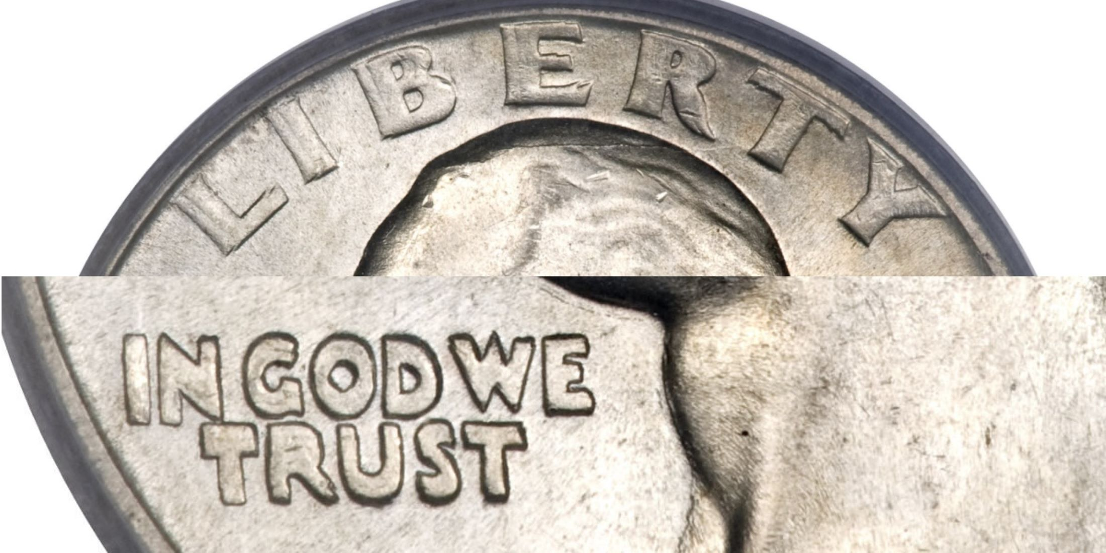 1942-D 25C Doubled Die Obverse (Regular Strike) - PCGS CoinFacts