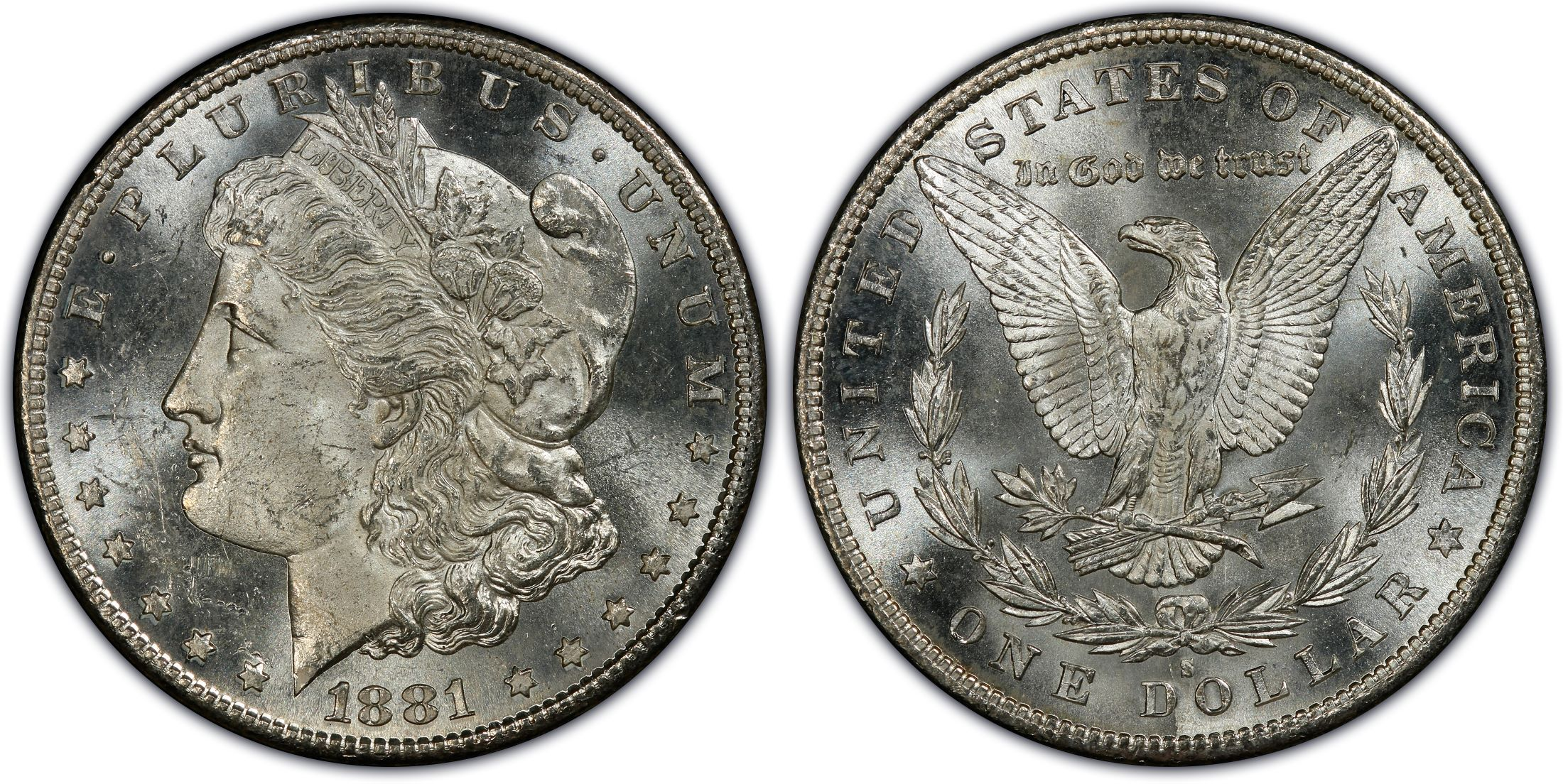 wounded eagle coin