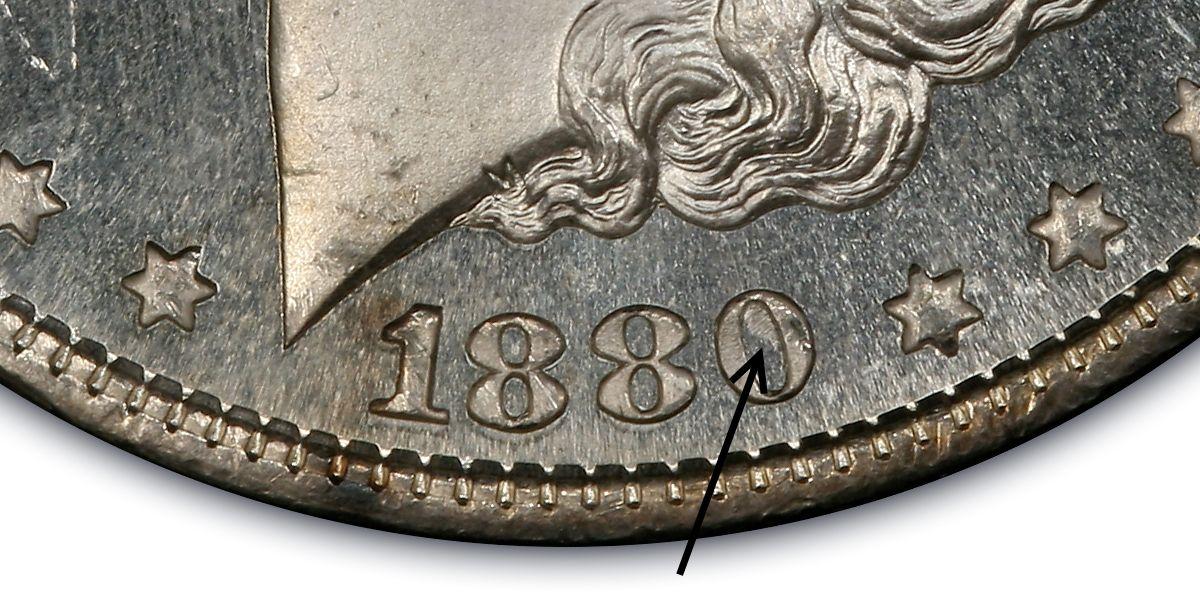 1880-S VAM 11 OVERDATE DETAIL