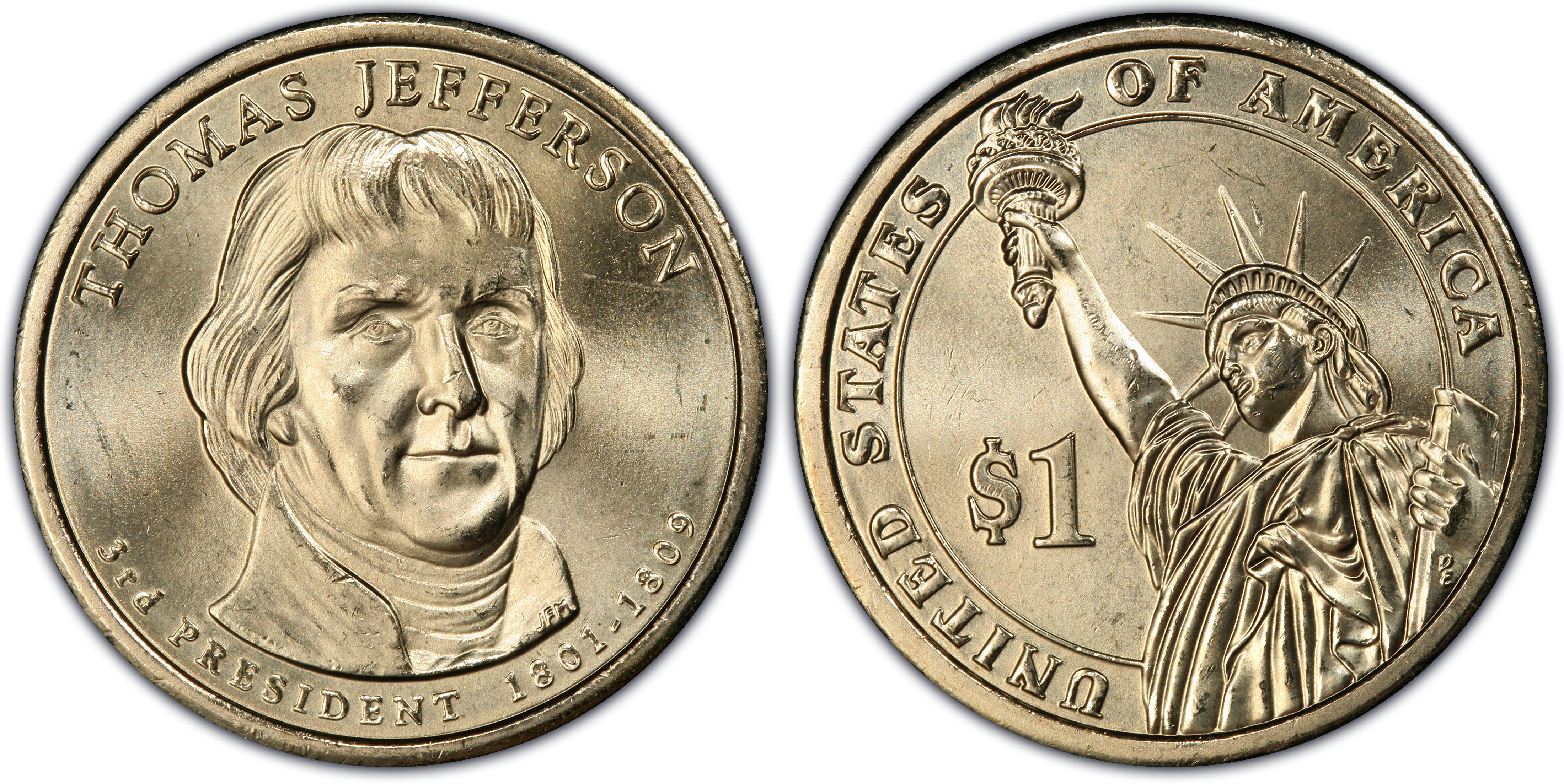 jefferson coin