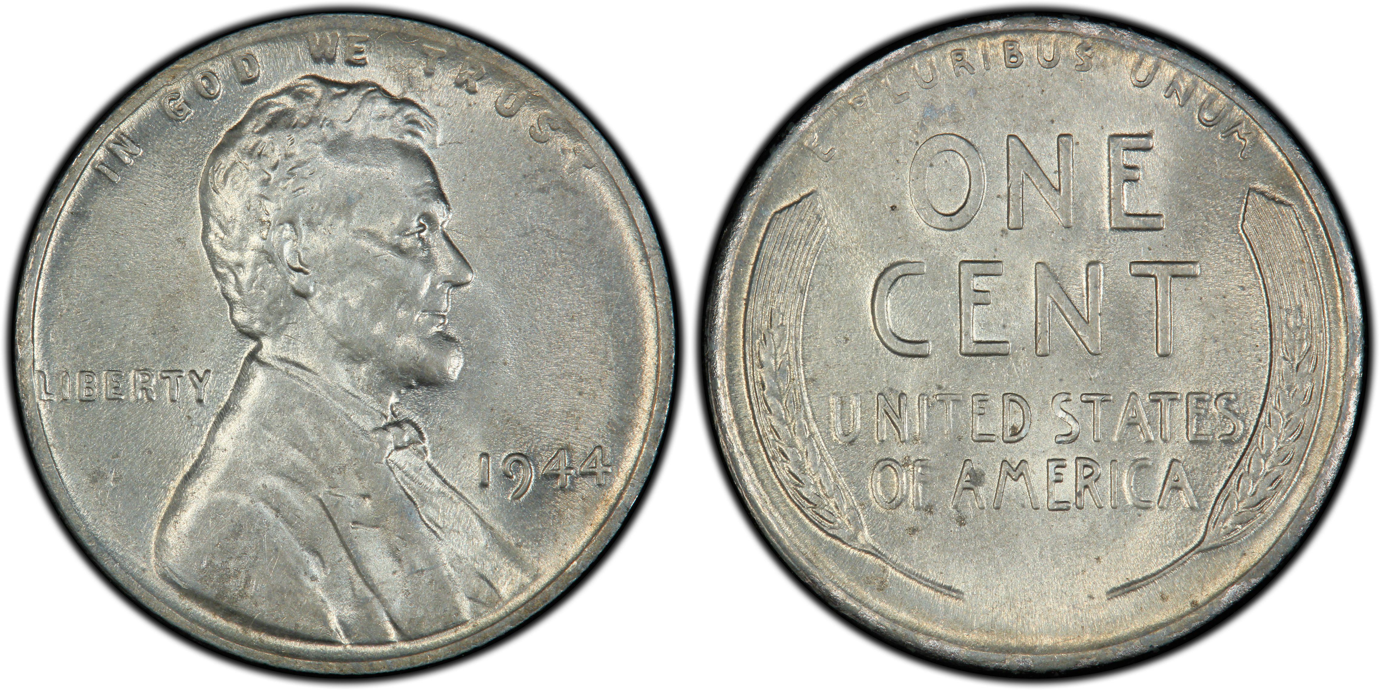 1944-P LINCOLN WHEAT CENT IN UNC//BU CONDITION G-30-17