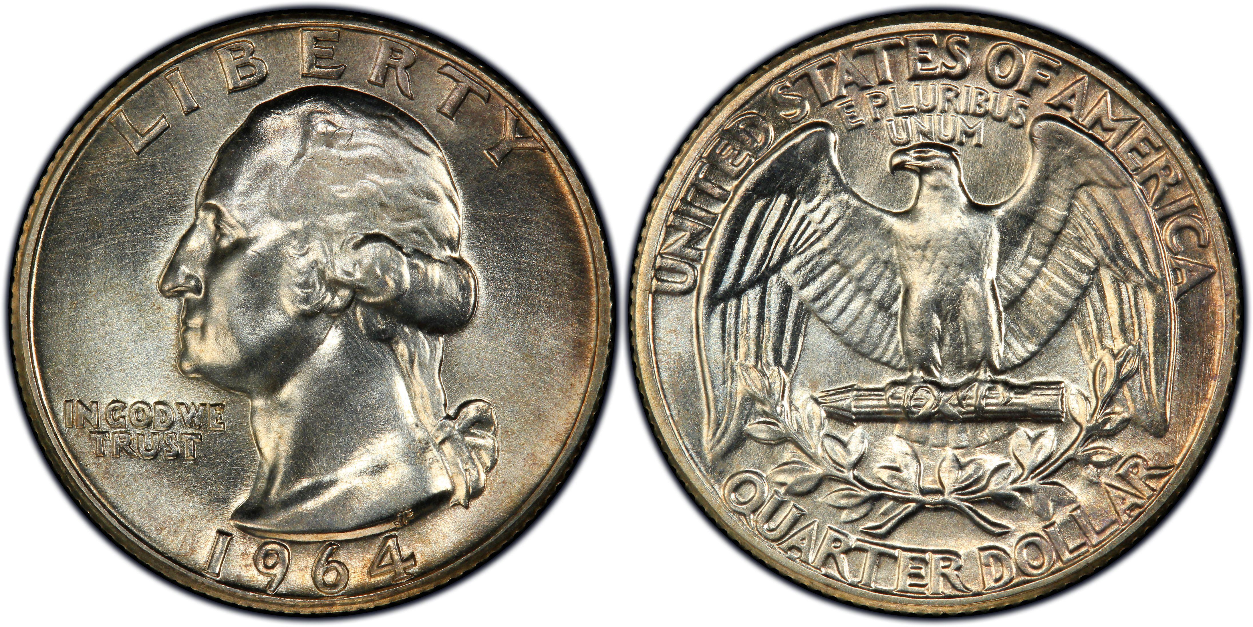 1965-1998 S  Clad Washington Quarter Proof /& SMS Complete Set 33 Coins