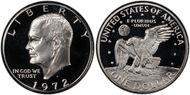 1972-S $1 Silver PR69DCAM