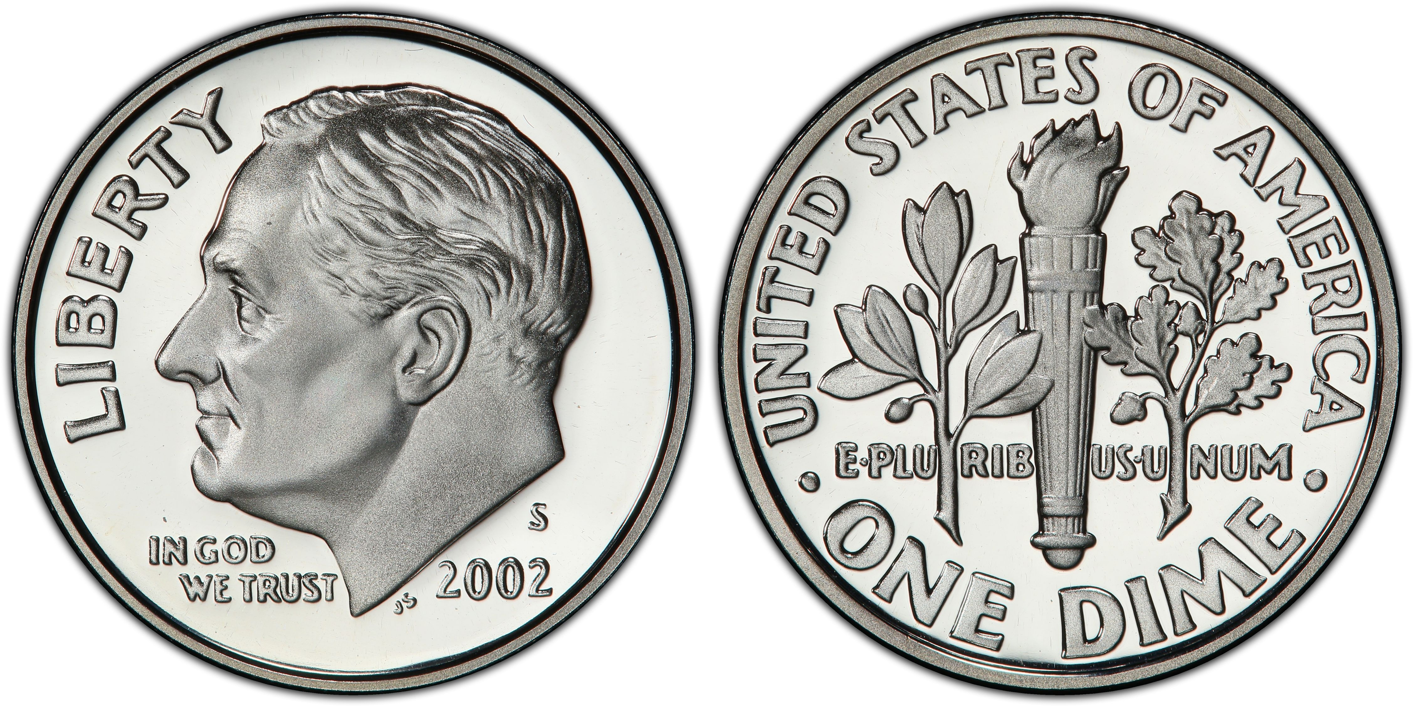 2003-S SILVER ROOSEVELT DIME FREE SHIPPING! PCGS PR69DCAM