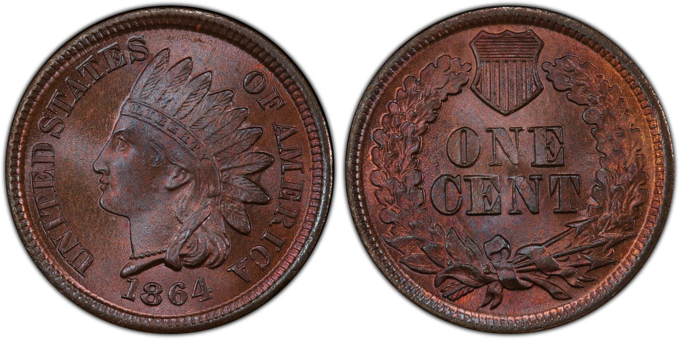 1889  INDIAN  HEAD  CENT #5