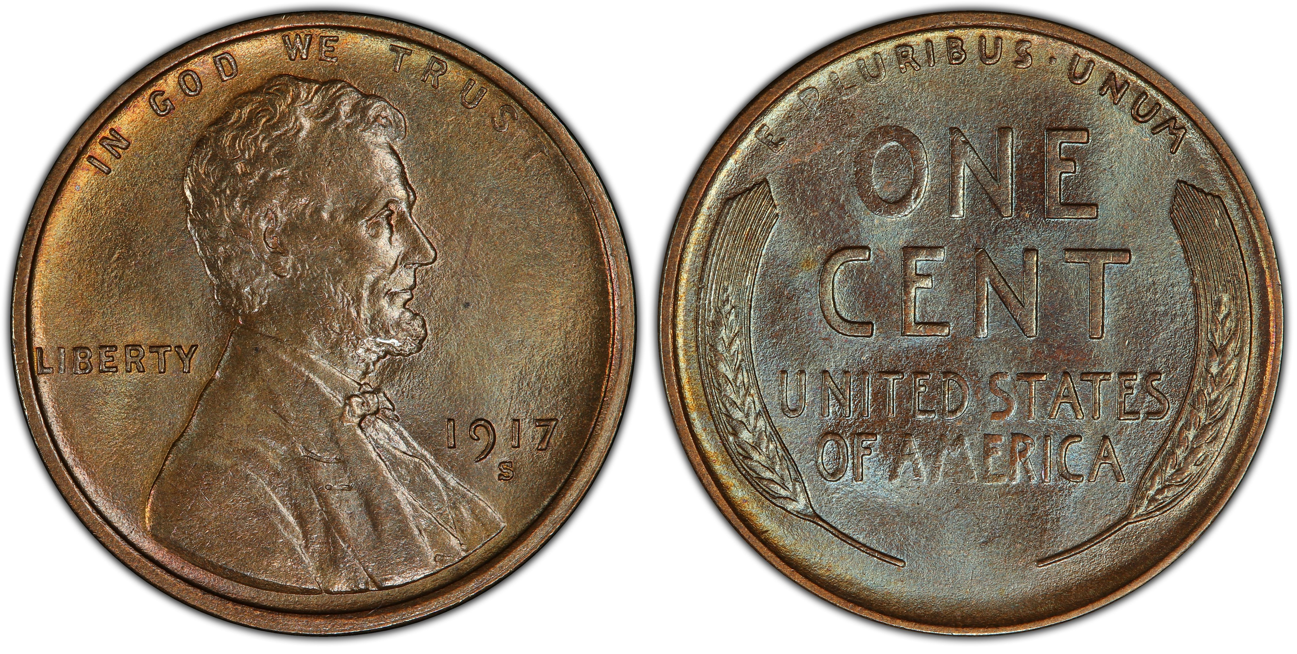 1930  LINCOLN WHEAT CENT #7