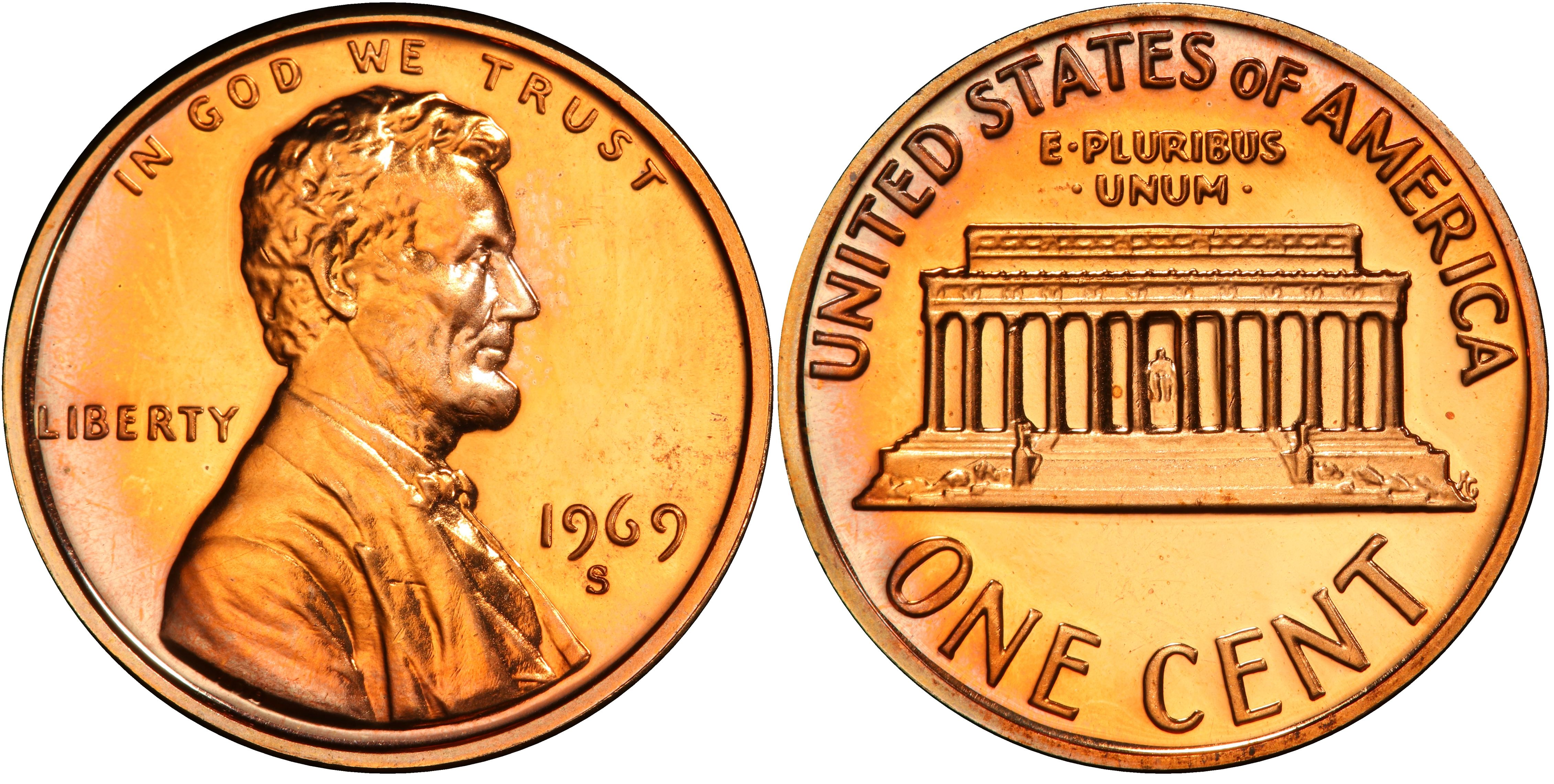 PR67RD 1959 RED LINCOLN PENNY PCGS GRADED 1C PROOF COIN LIBERTY US PR67 ONE CENT