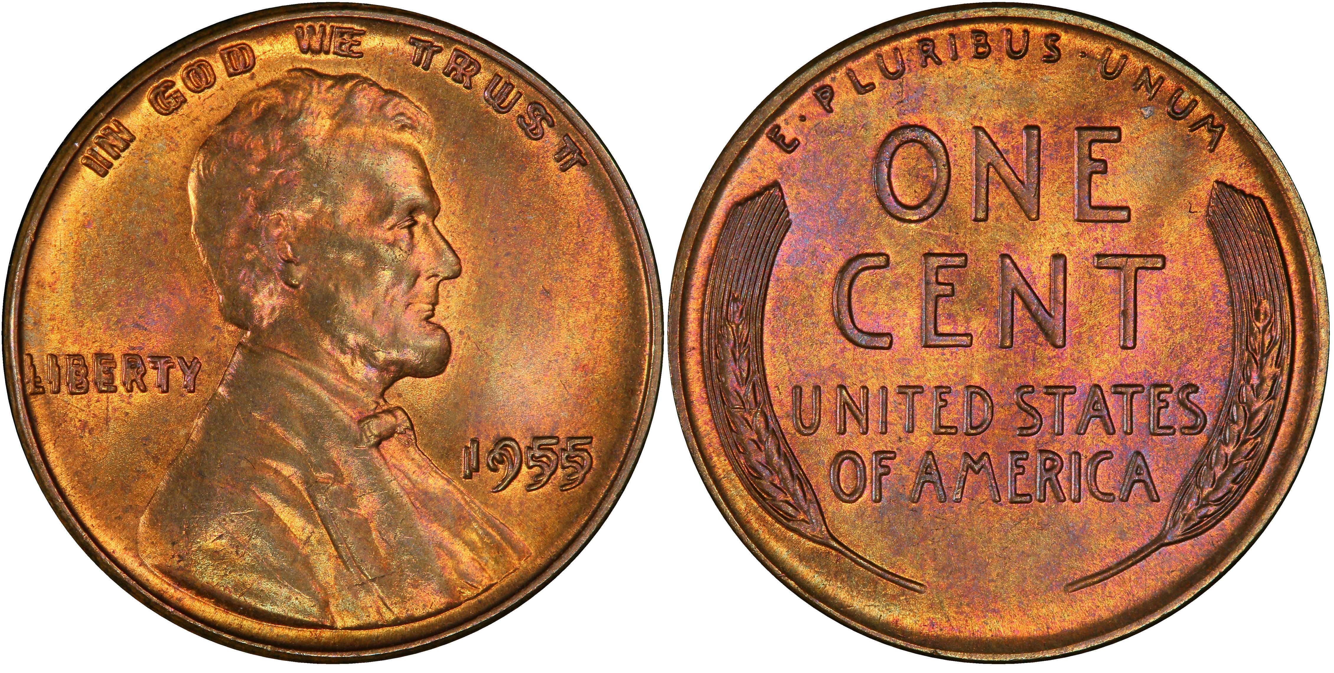 1909  LINCOLN WHEAT CENT #7
