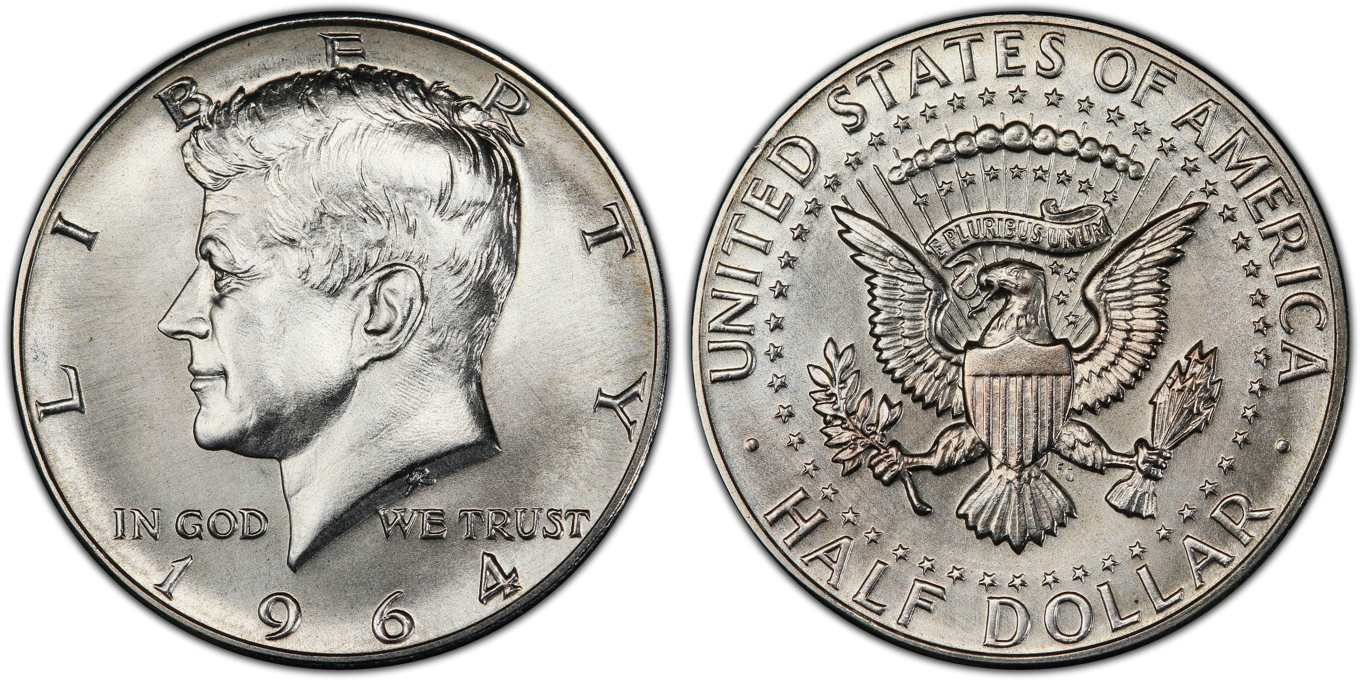 1979-P KENNEDY UNCIRCULATED CLEAR SHARP HALF DOLLAR.===BU===C//N=================