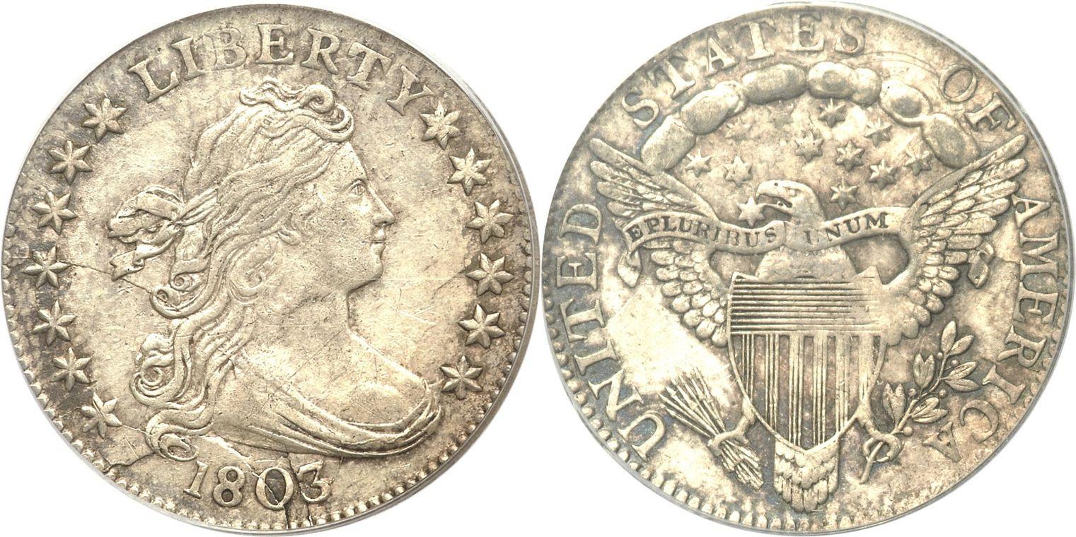 PCGS AU55<BR>Image courtesy of Heritage Numismatic Auctions