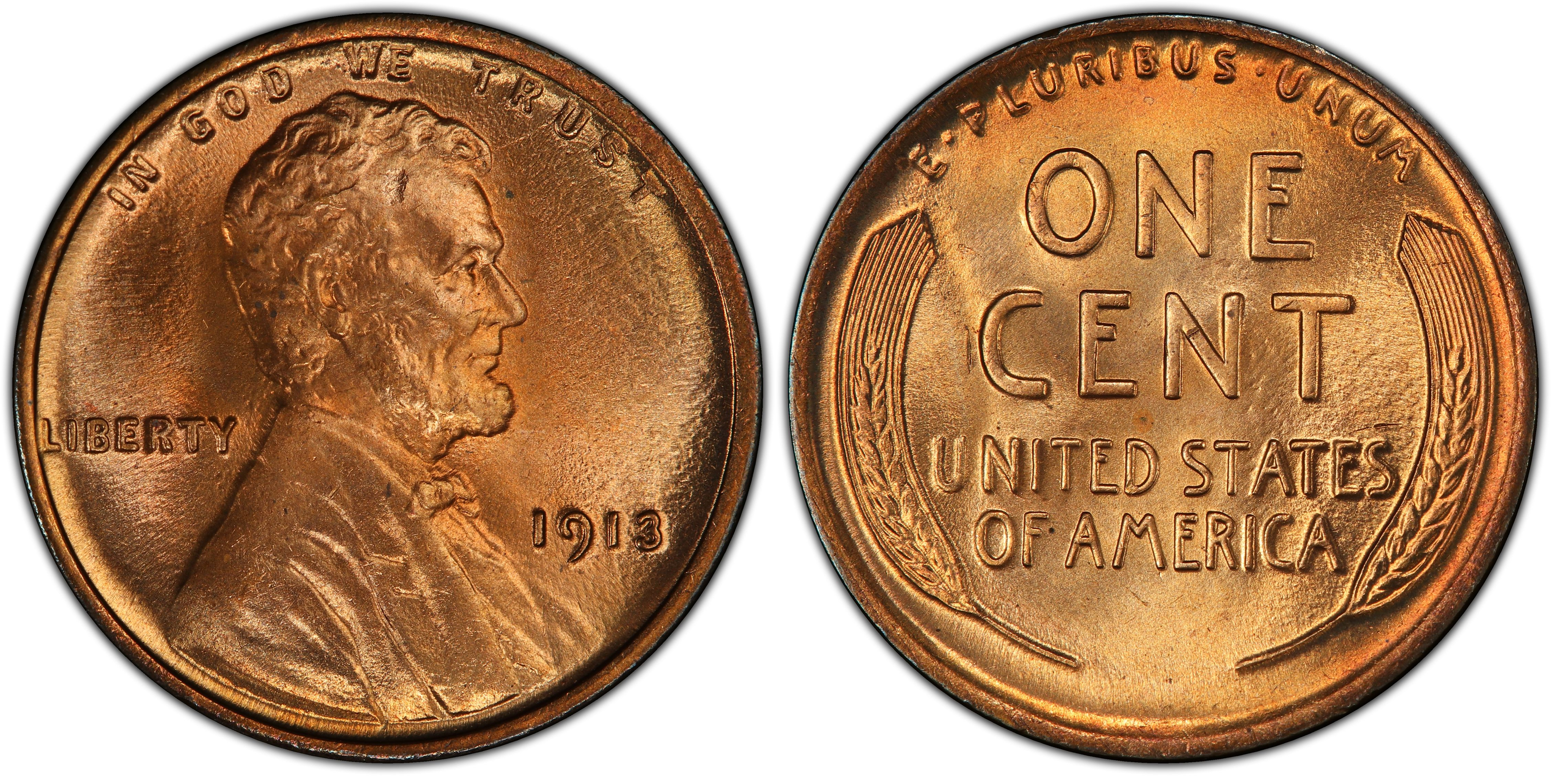 2008 P Lincoln Cent 1c PCGS MS66RD Business Strike