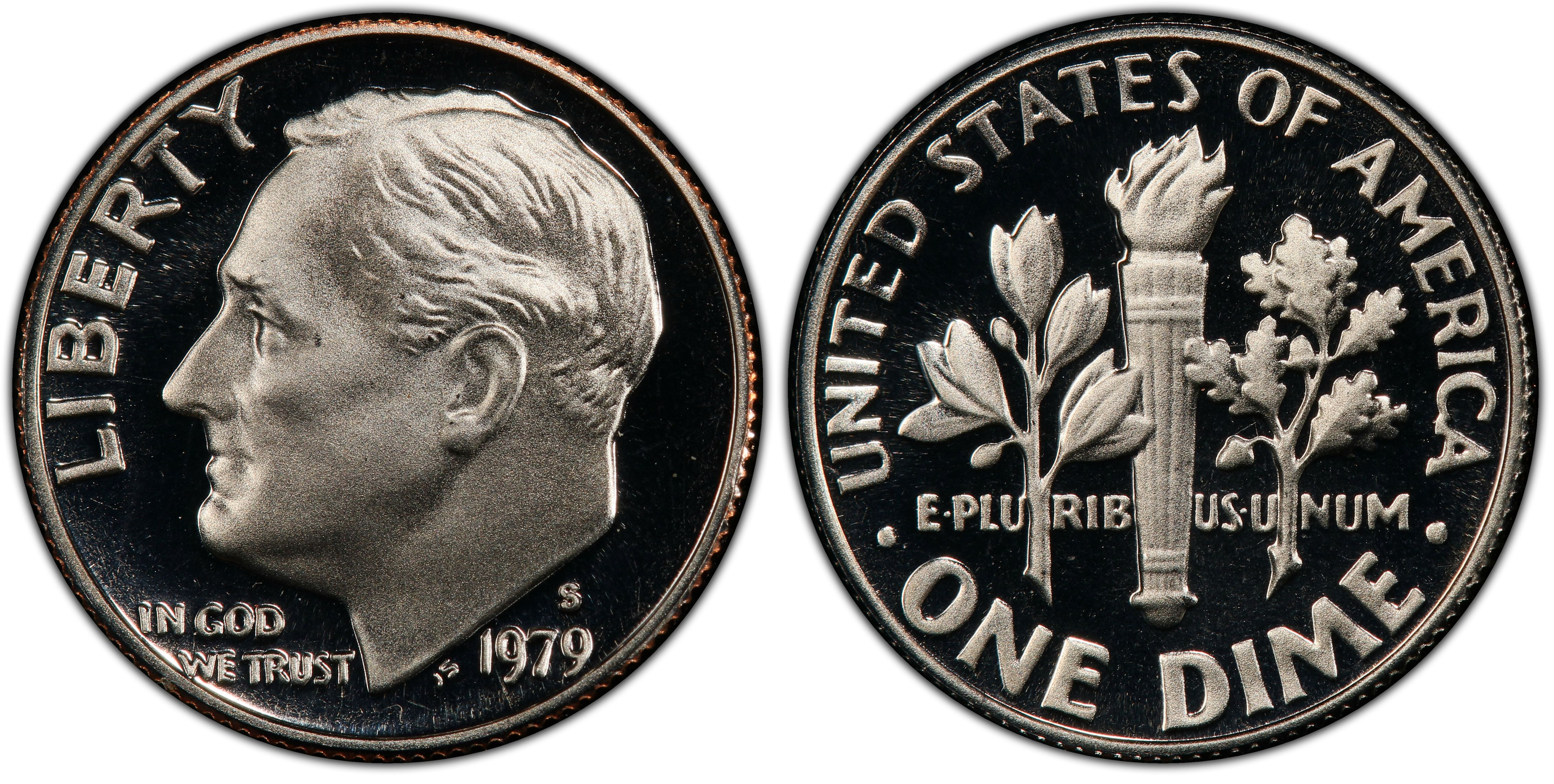 Nice 1979-S Proof Roosevelt Dime