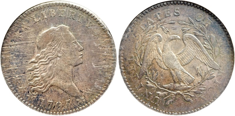 """EF40 estimated grade<BR>Image courtesy of <A href=""""http://www.ha.com"""">Heritage Numismatic Auctions</A>"""