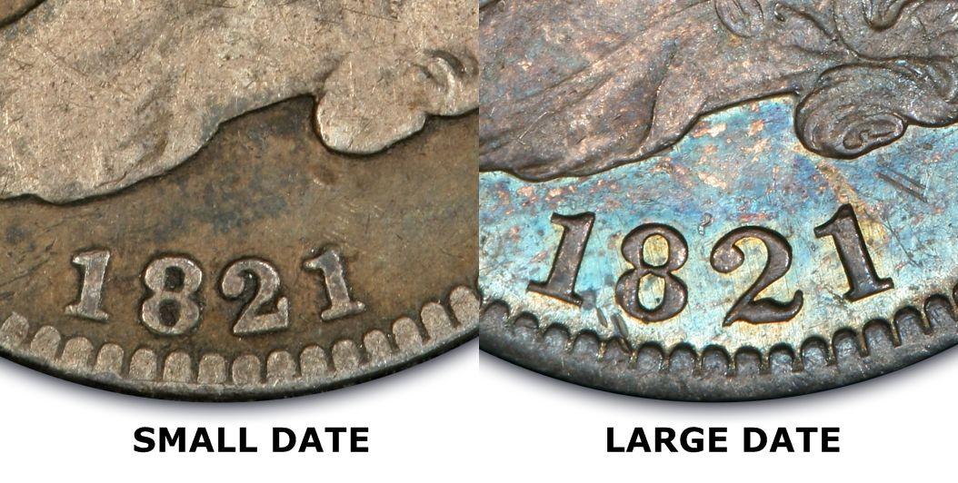 Small vs Large Date Comparison