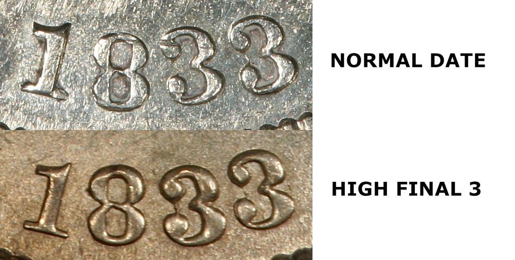 1833 Date Comparison