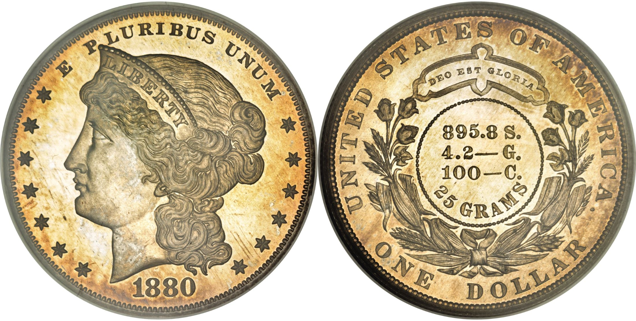 "PR65 estimated grade<BR>Image courtesy of <a href=""http://www.ha.com"" target=""_blank"">Heritage Numismatic Auctions</a>"