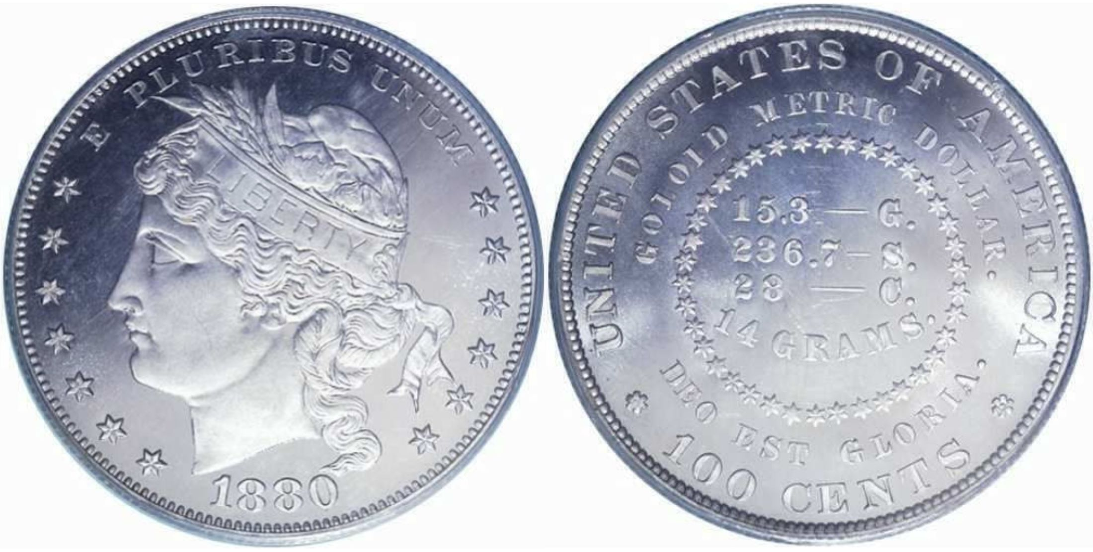 "PCGS PR64<BR>Image courtesy of <a href=""http://www.ha.com"" target=""_blank"">Heritage Numismatic Auctions</a>"