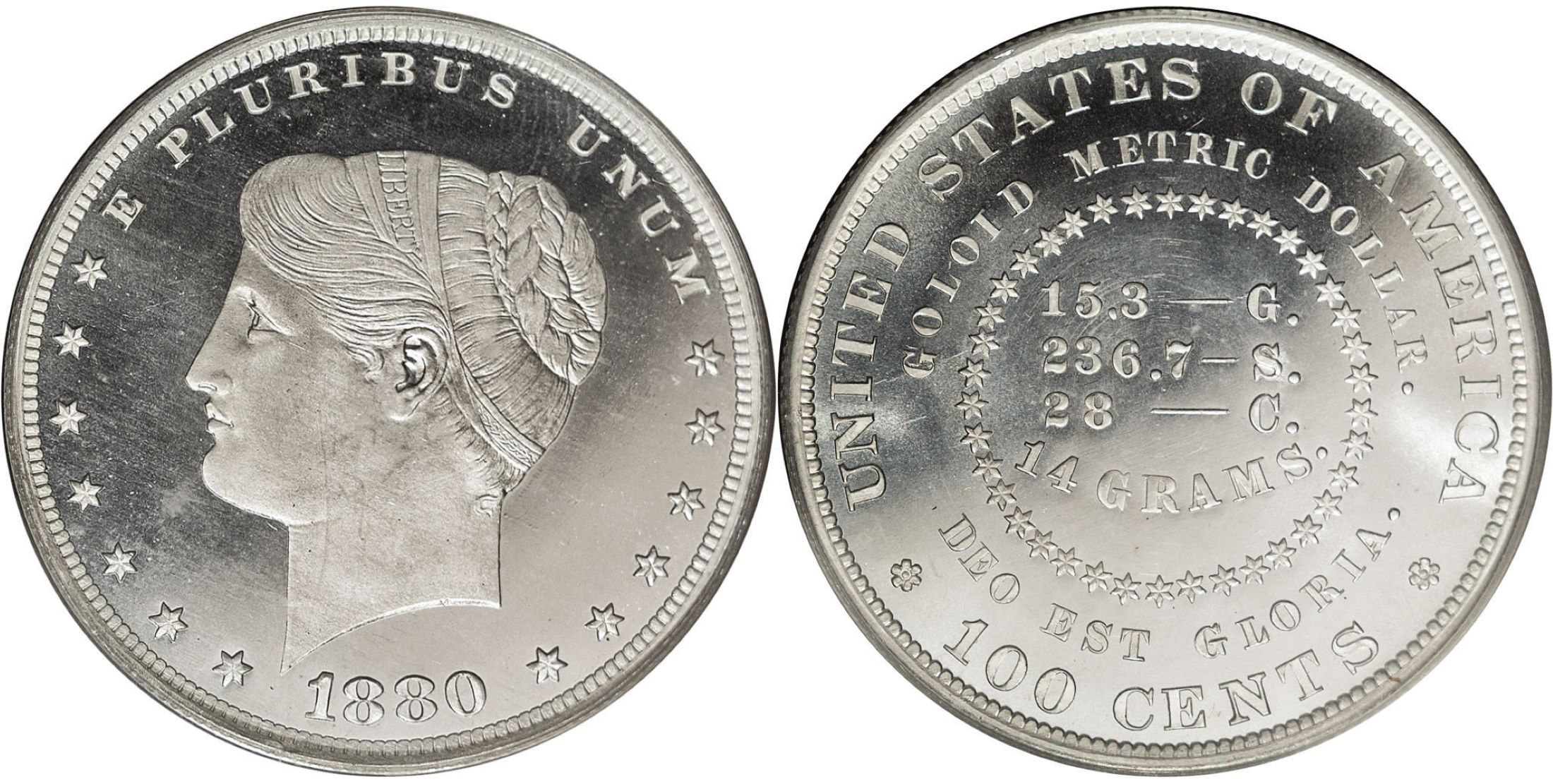 "PCGS PR67<BR>Image courtesy of <a href=""http://www.ha.com"" target=""_blank"">Heritage Numismatic Auctions</a>"