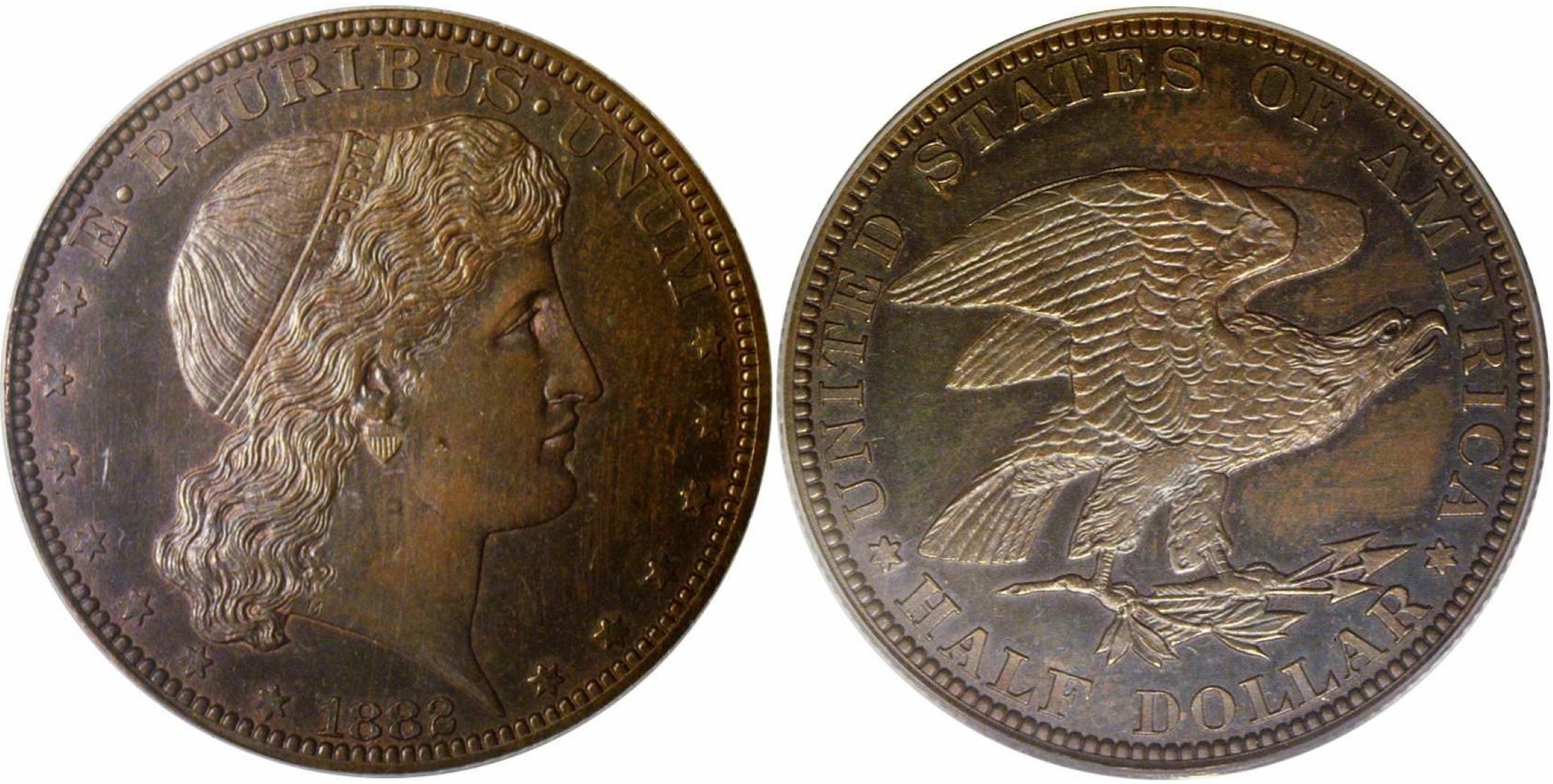 "PCGS PR65BN<BR>Image courtesy of <a href=""http://www.ha.com"" target=""_blank"">Heritage Numismatic Auctions</a>"