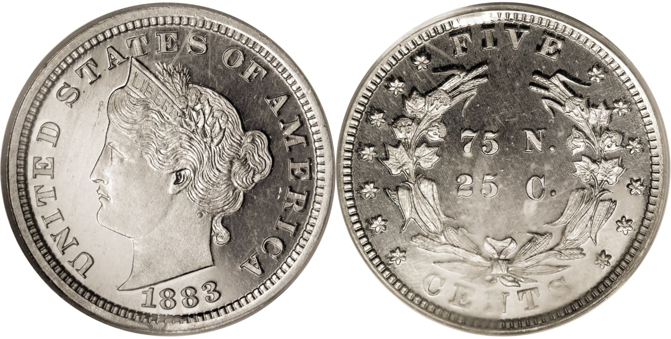 """PCGS PR66DC<BR>Image courtesy of <a href=""""http://www.ha.com"""" target=""""_blank"""">Heritage Numismatic Auctions</a>"""