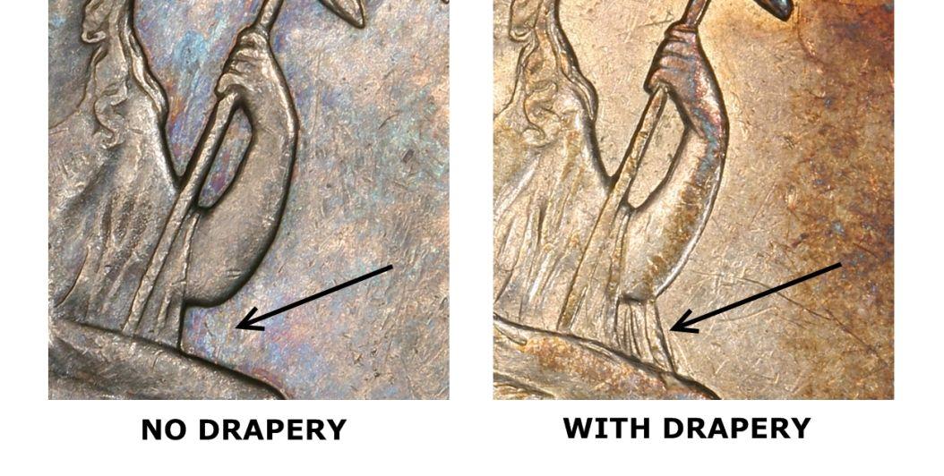 No Drapery vs With Drapery