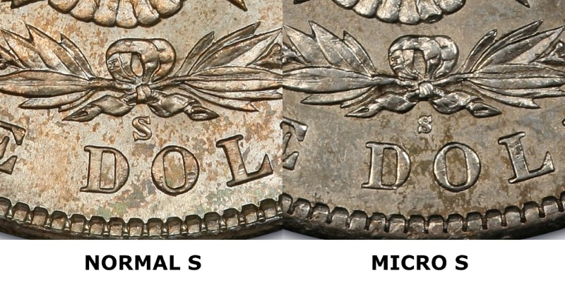 MINTMARK COMPARISON