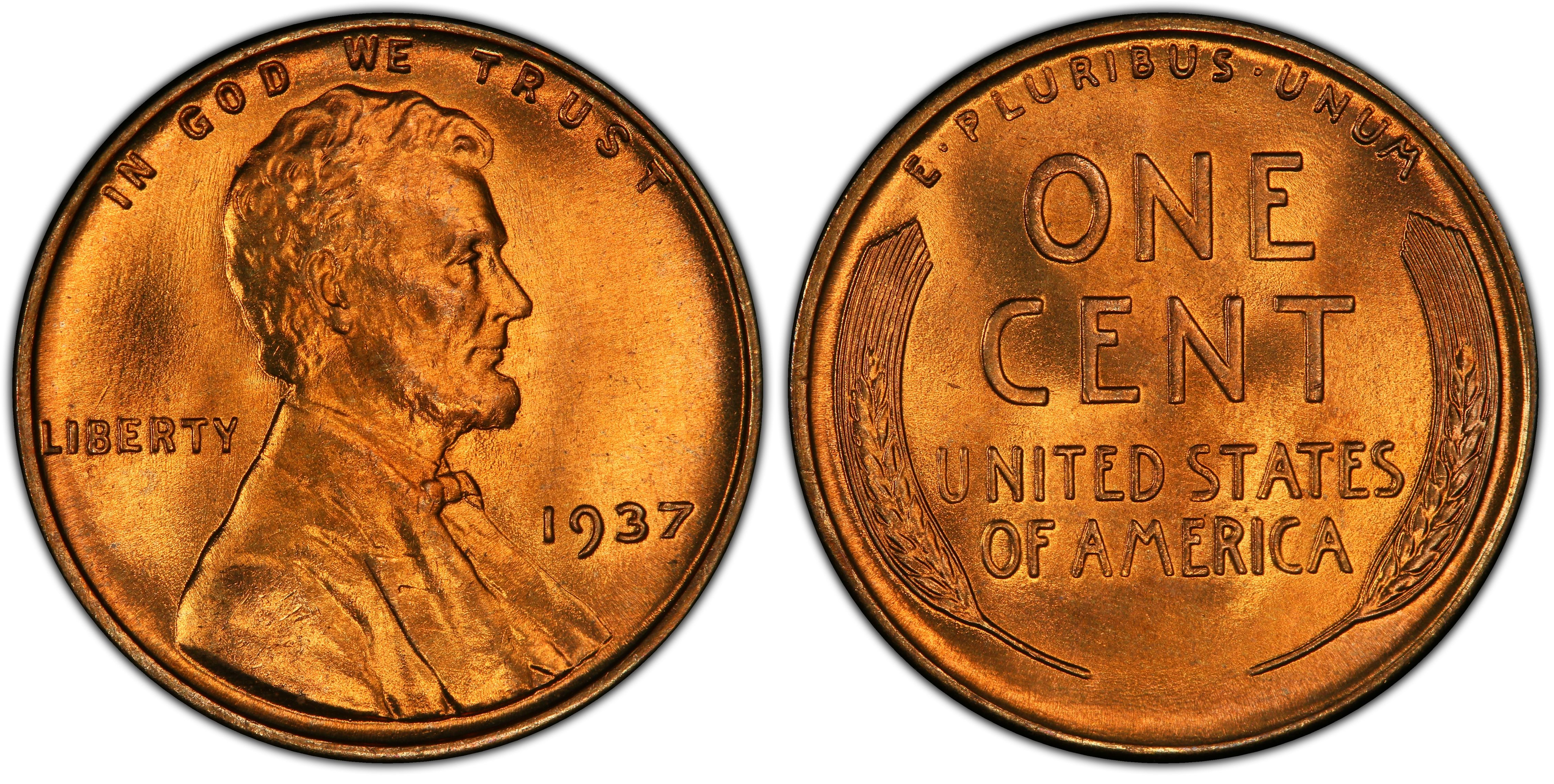 """1943 Lincoln Wheat Cent /""""BU/"""" *Free S//H After 1st Item*"""