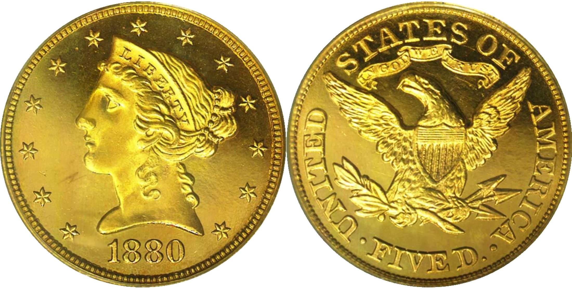 """PCGS PR64<BR>Image courtesy of <a href=""""http://www.ha.com"""" target=""""_blank"""">Heritage Numismatic Auctions</a>"""