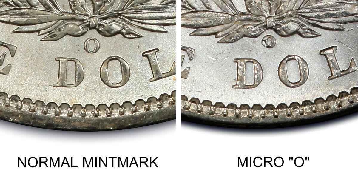 MINTMARK COMPARISON