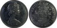 1971 $1 British Columbia MS63