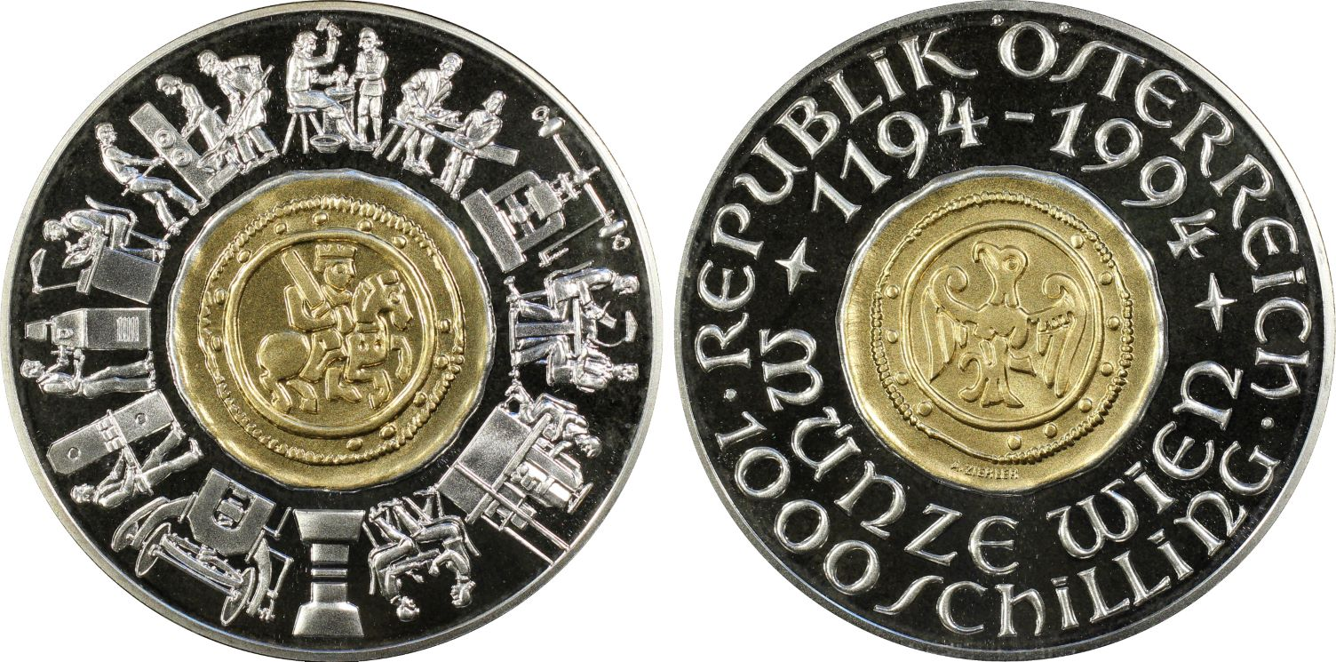 1991  $1 /'Mob of Roo/'s/' Mint Set Coin:Released in Mint /& Proof Sets only:Unc
