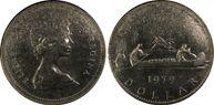 1979 $1 Voyageur MS64