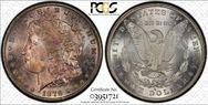 1879-S $1  MS64