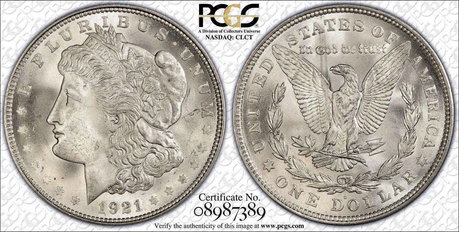BMAmorgan' Morgan Dollar Mintmark Type Set, Circulation
