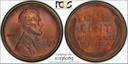 1909-S 1C Lincoln MS63RB