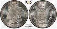 1879-S $1  MS66