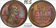1916 1C  MS63RB