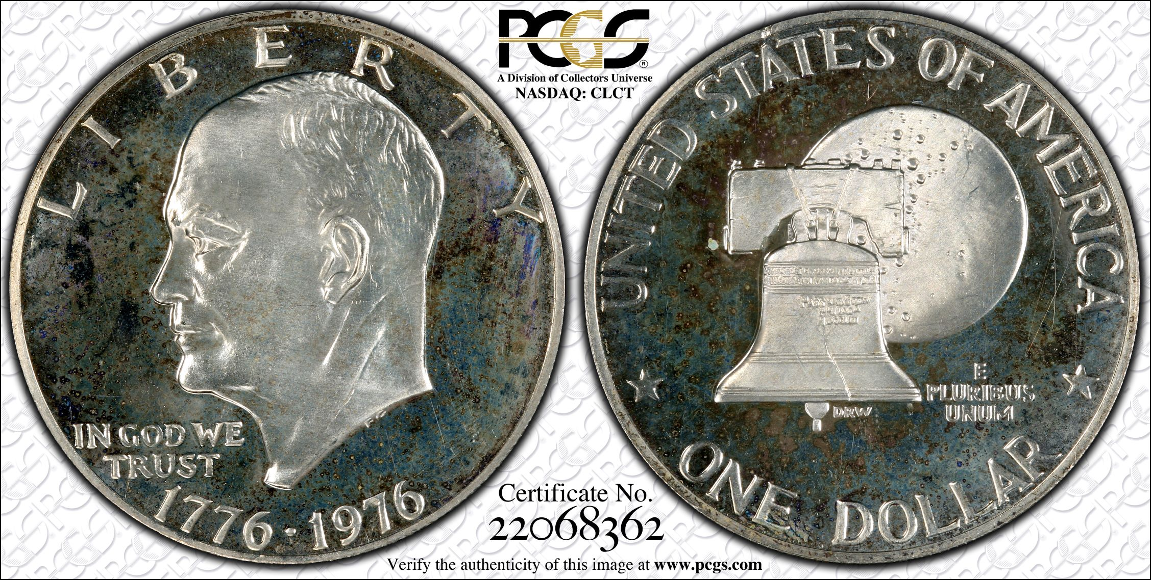 Pcgs Set Registry 174 My Coin 1976 1 No S Type 2 Silver