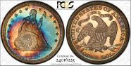 1871 25C  PR63CAM