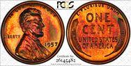 1957 1C  PR65RB
