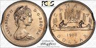 1982 $1 Constitution MS64