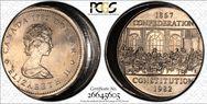 1982 $1 Constitution MS62