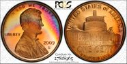 2009-S 1C Lincoln-Presidency PR65DCAM